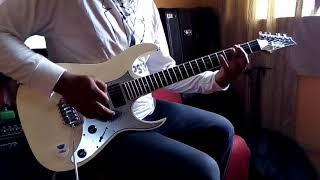 Solo gitar cover, janji ilahi,MAY
