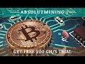 AbsolutMining.com отзывы 2019, mmgp, обзор, Bitcoin Cloud Mining, Live Withdraw + 0. 001080 BTC