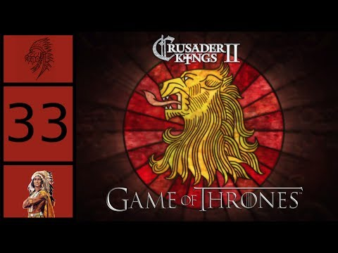 CK2 Game of Thrones - Tyros Lannister #33 - Touring the Free Cities