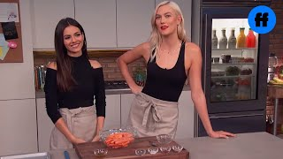 Kooking with Karlie - Sweet Potato Fries | Movie Night with Karlie Kloss | Freeform