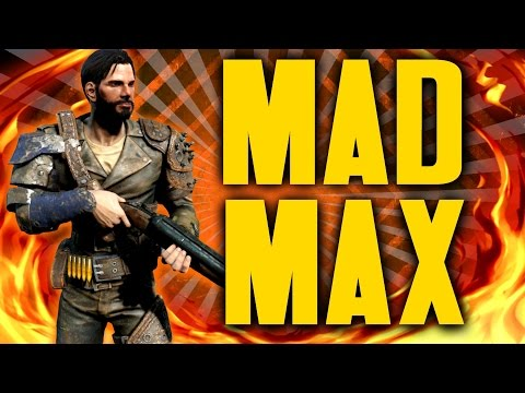 Fallout 4 Builds - The Road Warrior - Mad Max Build