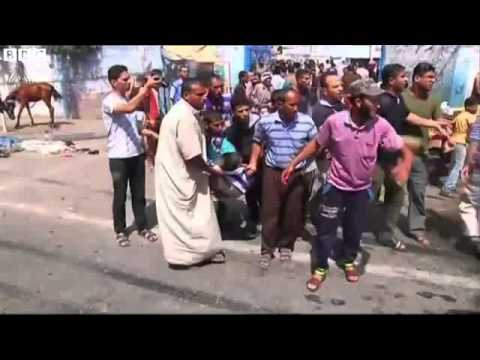 Gaza-Israel conflict: Reports of strike during Gaza ceasefire