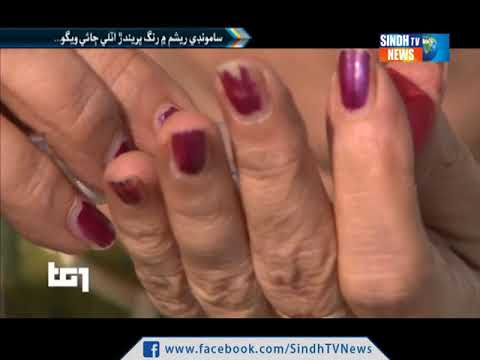 Chiara Vigo Sea Silk Report - Sindh TV News