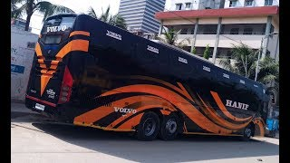 Baixar Hanif Enterprise New Volvo I-Shift Multi-Axle In Depth Exterior and Interior View In Bangladesh