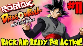 BACK AND READY FOR ACTION! | Roblox: Dragon Ball Online Revelations (Kai Race) - Episode 11