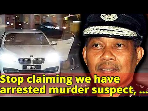 Stop claiming we have arrested murder suspect, says Johor police