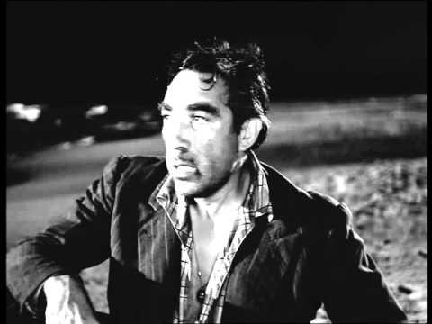 La Strada. Fellini. Final Scene.