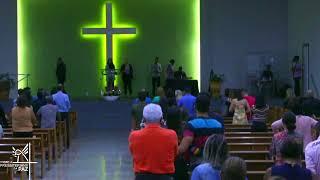 Culto Igreja Presbiteriana da Paz - 07/02/2021 - Pastor Marcos