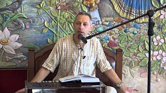 Шримад Бхагаватам 10.13.28-22 - Враджендра Кумар прабху