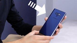 اكبر خدعه في تاريخ سامسونج   Galaxy Note 9