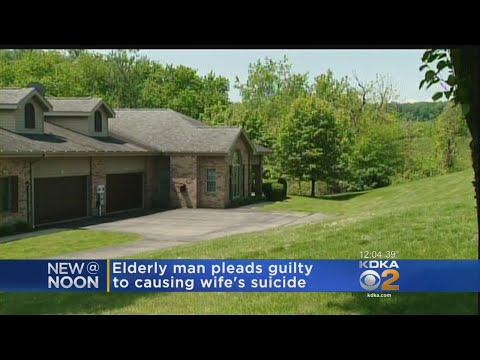Westmoreland Co. Man Pleads Guilty To Causing Wife's 2016 Suicide
