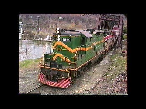 Green Mountain action  Bellows Falls,VT area  May 1992