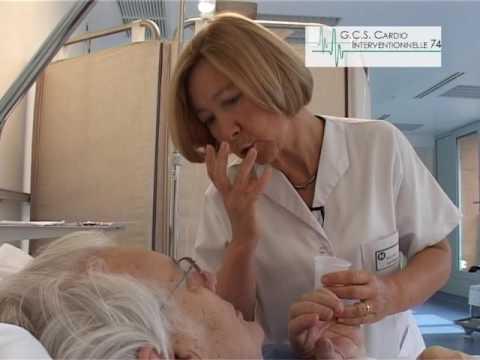 Déroulement D'un Acte De Cardiologie Interventionnelle - Centre Hospitalier Annecy Genevois