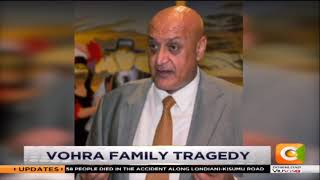 Vohra family tragedy