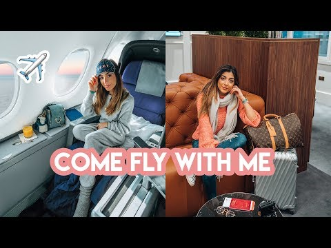 COME FLY WITH ME! | Amelia Liana