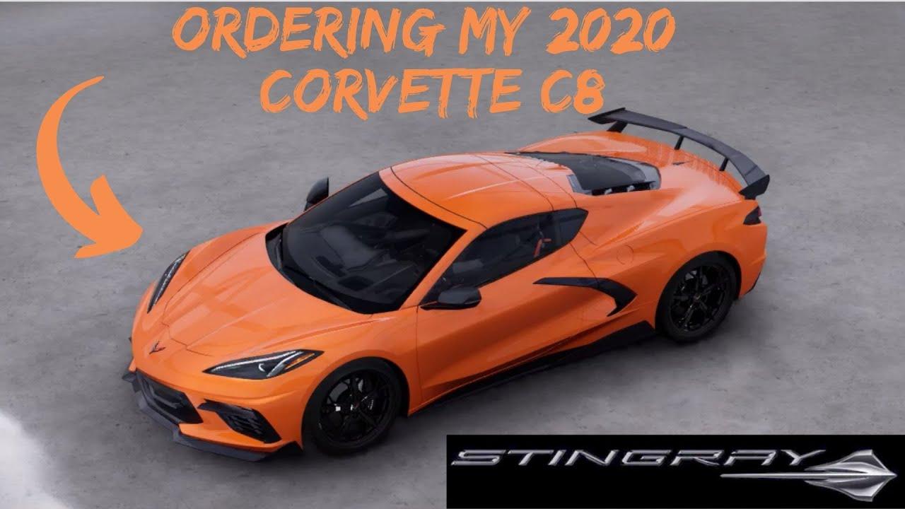 Mid Engine Corvette >> Building and Ordering My 2020 Corvette C8 * Mid Engine C8 ...