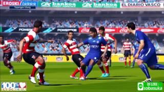 AREMA CRONOUS VS MADURA UNITED PES 2016