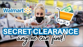 Walmart SECRETS YOU NEED TO KNOW to save THOUSANDS! 😱 Find hidden clearance (easy + for beginners!)