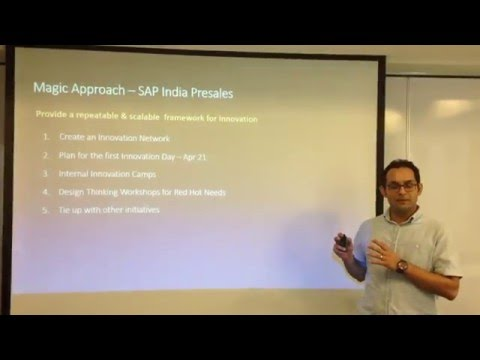 SAP Magic Innovation India