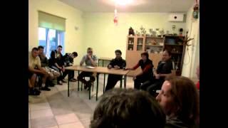 Jeziorany, kopalnie żwiru, zebranie mieszkańców cz IV