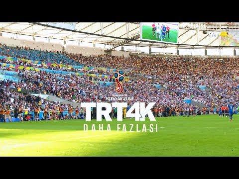 TRT 4K - promo - FIFA World Cup Russia 2018