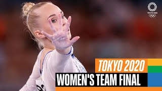 Women's Team Final   Tokyo Replays