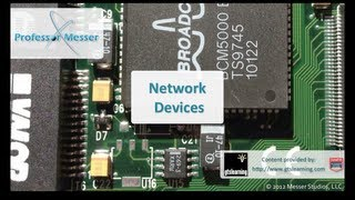 Network Devices - CompTIA A+ 220-801: 2.9