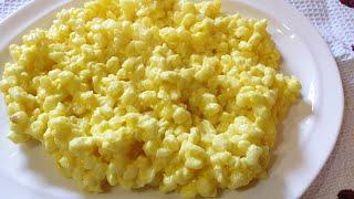 How to cook sampcreamy samp recipe  South Africacreamed corn recipehow to cook creamy samp