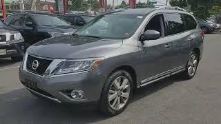 2016 Nissan Pathfinder Platinum Jackson Heights, Bronx, Brooklyn, Manhattan, Queens