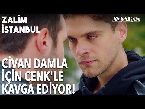 Civan ve Cenk Kavga Ediyor!💥 Benim Kardeşim Sana Gelmez! | Zalim İstanbul 19. Bölüm