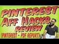 Pinterest Aff Hack 2020 Review - YouTube