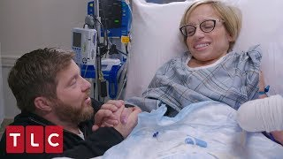 Jen's Hip Replacement Surgery | The Little Couple