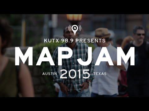 KUTX 98.9 Presents Map Jam 2015