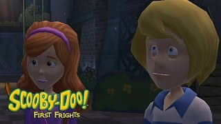 Scooby Doo! First Frights - Episode 1: Level 2 [Wii Gameplay]