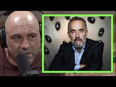 Joe Rogan Reacts to Jordan Peterson Checking Himself Into Rehab