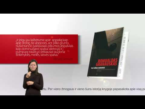 Romualdas Granauskas -