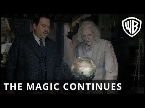 Fantastic Beasts: The Crimes Of Grindelwald - The Magic Continues - Warner Bros. UK