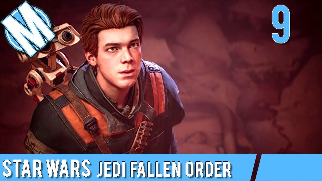 Star Wars Jedi Fallen Order Part 9