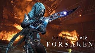 DESTINY 2 FORSAKEN - FULL CAMPAIGN + NEW EXOTICS WEAPONS & ARMOR! (Destiny 2 DLC)