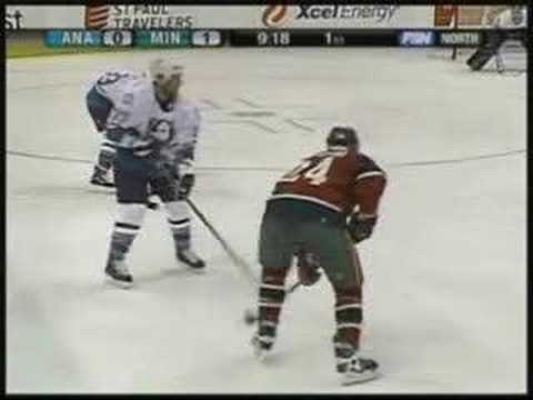 Derek Boogaard fights/Knockouts tvideo