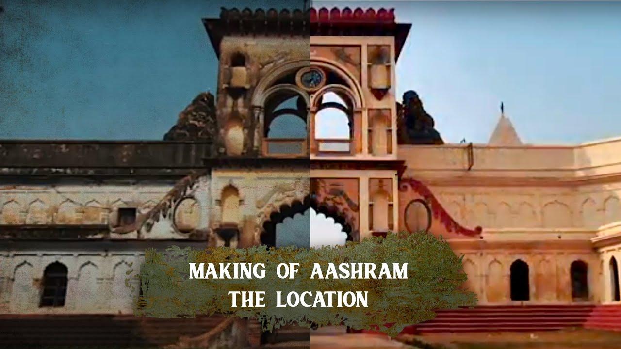 Making of Aashram - The Location   Bobby Deol   Prakash Jha   MX Original Series   MX Player