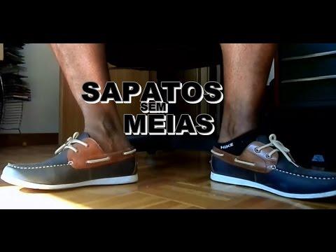 43a41f3661 SAPATOS SEM MEIA. Homem com Style