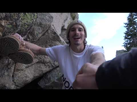Daniel Woods climbs Box Therapy (Font 8C+)