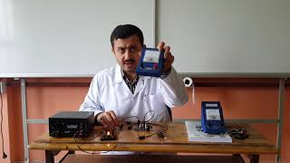 voltmetre ve ampermetre devreye nasıl bağlanır?__Mustafa Hoca...
