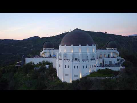 Griffith Observatory in 4K