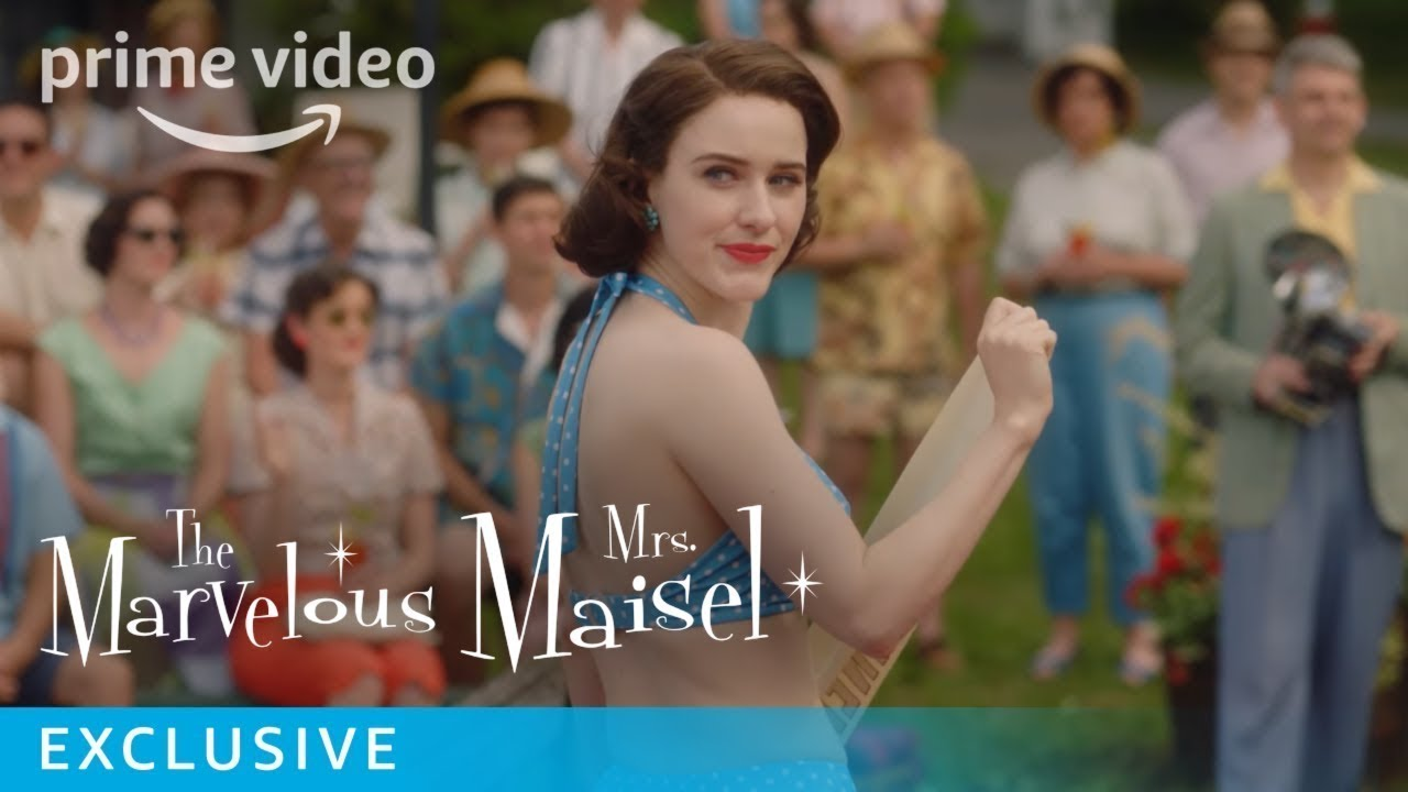 Download The Marvelous Mrs. Maisel Season 2 - Exclusive: Fabulous Fashion Tips   Prime Video