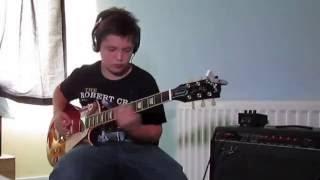 Drive Joe Bonamassa cover Jam 14 year old