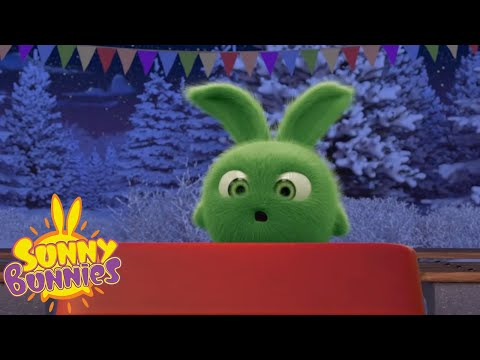 Cartoons For Children | SUNNY BUNNIES - Jingle Bell Bunnies | New Episode | Season 4 | Cartoon
