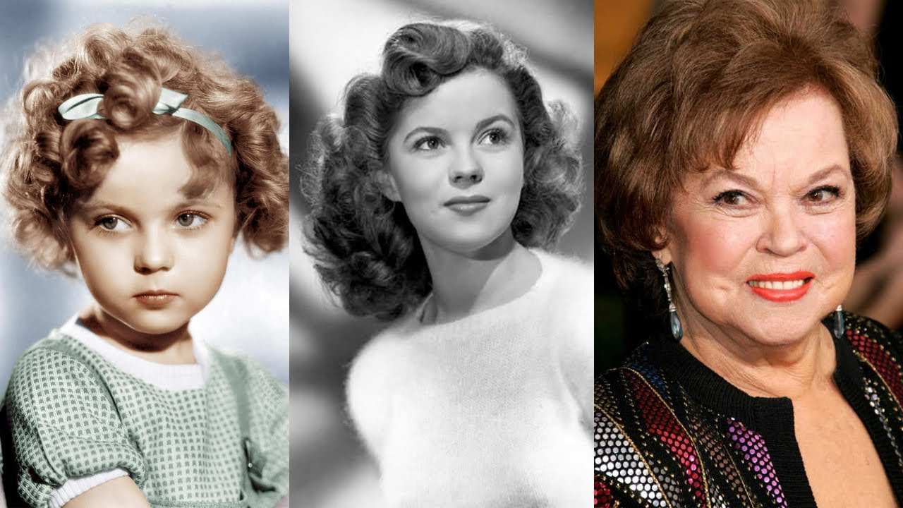 Shirley Temple Was The World's Biggest Child Star But Behind The Scenes She  S uffered Years Of Ab-se