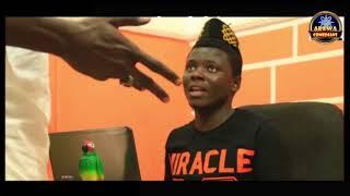 Yarinya Tazo yin Passport Dr Sambo - Arewa Comedians
